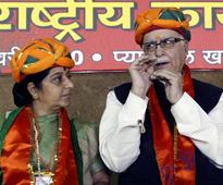 Advani, Swaraj can't wash their hands of  BJP's Karnataka defeat