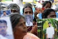 Sri Lanka arrests Tamil woman who pressed case for disappeared rebel son