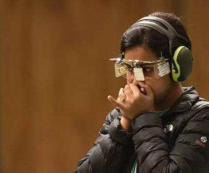 Sandhu, Chenai disappoint; Sidhu exits 10m Air Pistol in qualification