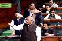 Lok Sabha productivity at 105%, Rayja Sabha at 68%