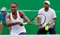 The Latest: Murray in Olympic quarterfinals after comeback