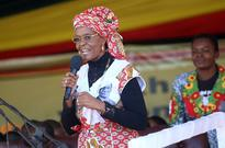 First Lady donates to Mpopoma High School