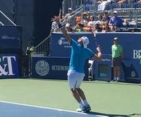 Atlanta Open: John Isner overpowers Gilles Muller to set up title clash with Ryan Harrison