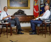 Derek Jeter asked President Obama what advice he'd give his younger self
