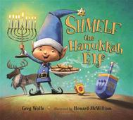 'Shmelf the Hanukkah Elf' gives Jewish kids their own connection to Santa