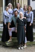 Dame Vivienne Westwood gives female choir a fashionable makeover