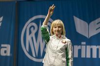 Shooting World Cup Munich: Victoria Chaika wins gold for Belarus