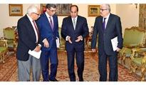 Sisi: Egypt has well-established relations with world countries