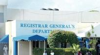 Registrar Generals Dept to sanction wrongful share transfers