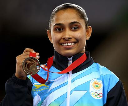 Dipa Karmakar creates history, first Indian gymnast to qualify for Olympics