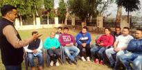 BJYM reviews functioning of Morcha