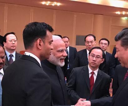 Modi, Xi ready to take the great leap forward