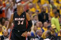 Ray Allen says opposing players would ask for his sneakers during every game