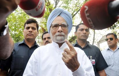 Modi alleging I did nothing for Assam not true: Manmohan
