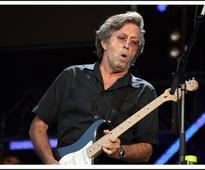 Eric 'Slowhand' Clapton