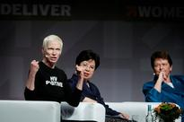 Annie Lennox and Denmark's Princess Mary call for men to join women's campaign