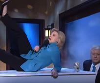 SNL Mocks Hillary Clinton's Failure to Woo Young Democrats