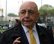 Galliani, Crespo focused as police probe tax evasion