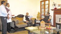 Gurgaon MP meets Gadkari, requests Kherki Daula toll removal