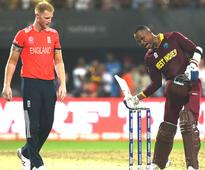 WT20: Marlon Samuels fined for breaching ICC Code of Conduct