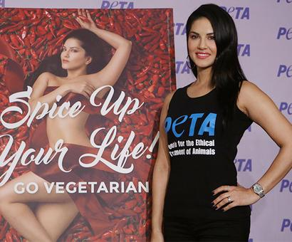 Sunny wants you to go vegetarian. Will you?