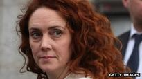 Rebekah Brooks bodyguard is charged