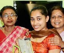 Dipa Karmakar appears for MA exams a day after returning from Rio Olympics 2016