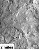 Some ancient Martian lakes more recent than previously thought
