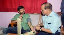 Hunger strike by JNU students 'unlawful', says Vice Chancellor