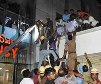 India Hospital Fire Starting in Intensive Care Kills 20