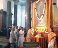 President, PM pay tribute to Rajendra Prasad on his birth anniversary