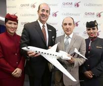 Qatar Airways operating profit jump...