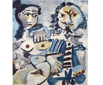 Pablo Picasso's 1967 painting 'Mousquetaire et Nu Assis' sold for $19 mn