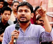 Expelled Dalit students of BBAU gets support from former JNUSU prez Kanhaiya