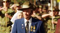 Centenary of the battle of Pozieres: Digger Russell Bosisto laid to rest