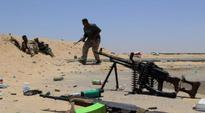 Libya govt forces say key sector seized in IS bastion