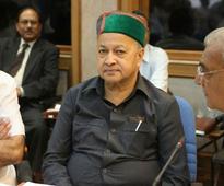 Disproportionate assets case: Himachal Pradesh CM Virbhadra Singh, wife appear before Delhi court, seek bail