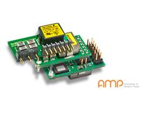 AMP power group adds 60A PoL DC/DC to 2nd-sourced range