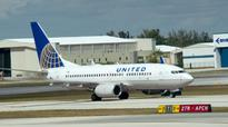 United Airlines flight delayed in New York when passenger utters 'bomb'