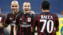 AC Milan defender Luca Antonelli suffers tear in calf muscle