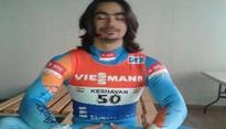Shiva Keshavan bags gold medal at the Asian Luge Championship