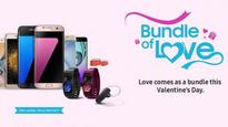 Samsung announces 'Bundle of Love'; Valentine's Day Special Offers on best-selling products