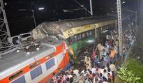 Passenger train hits goods train in Cuttack, 2 dead, 23 injured