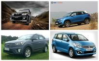 Creta, the Best-Selling UV in April 2016, Vitara Brezza in Second Place