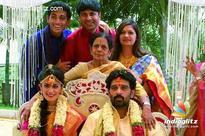 J. D Chakravarthy got hitched