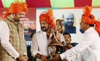 Mumbai BJP Chief Ashish Shelar Clarifies On Sharing Dais With Sanjay Dutt