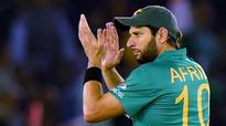 Hostile reception for Pakistan team, Afridi stays in Dubai