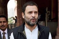 Rahul Issues Quake Threat in Parliament; BJP Responds With Retorts