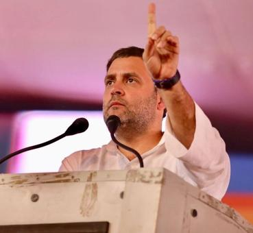 Modi took away Rafale contract from HAL and gave it to his friend: Rahul