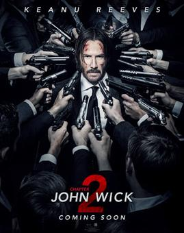 The John Wick 2 Contest: Win COOL Prizes!
